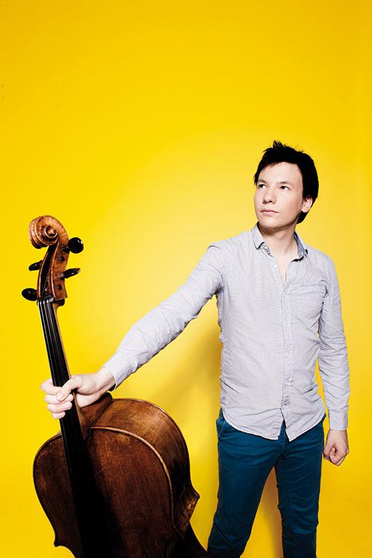 Edgar Moreau - violoncelle