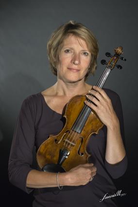 Anne Ménier - Violon